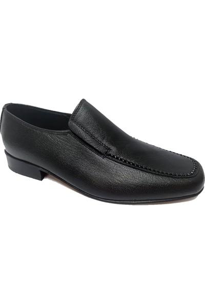 Coşkun 02 Deri Kösele Erkek Ayakkabı