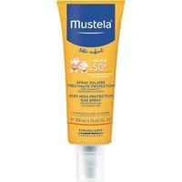 Mustela Very High Protection Güneş Kremi Spf 50+ 200 Ml