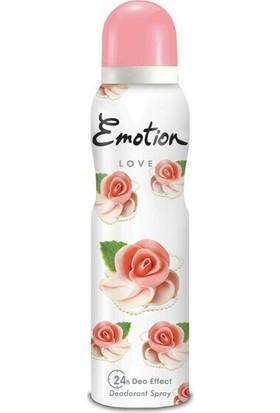 Emotion 150 ml Love Kadın Deodorant