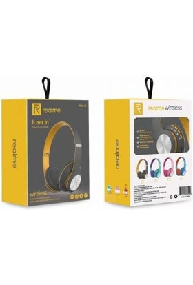 Realme Kulaküstü Wireless Bluetooth Kulaklık