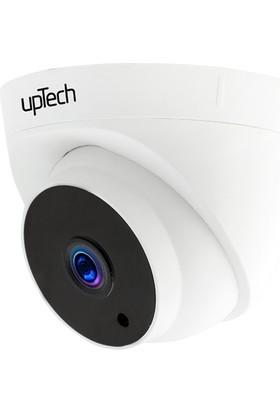 Uptech UP-8112 2 Mp 3.6mm Cmos 20MT Plastik Kasa Dome Kamera