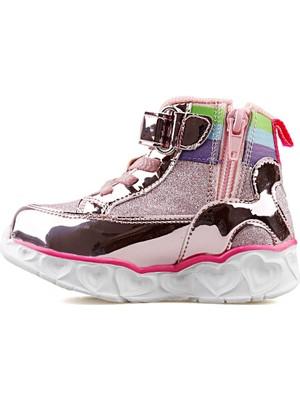 Jump Çocuk Günlük Ayakkabı 26962-D-PINK-FUCHSIA Pembe