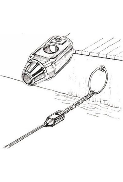 DM Zincir ve Halatı Birleştirme Konnektörü 10MM