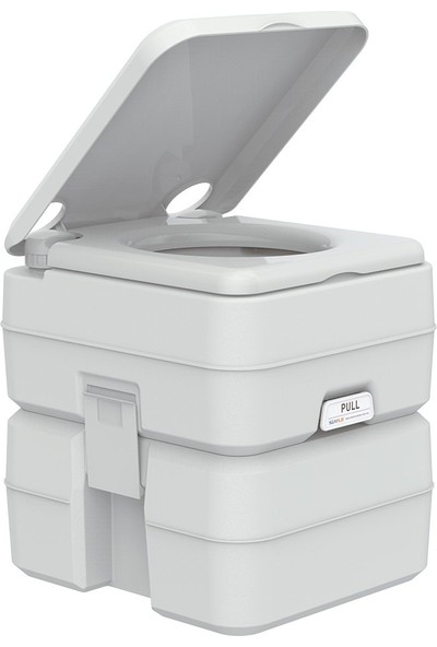 Seaflo Portatif Seyyar Tuvalet, 20LT Pis Su Tanklı