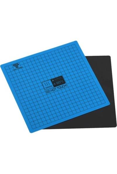 3D Yazıcı Manyetik Tabla BUİLDTAK-220-220 mm