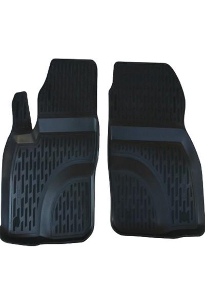 Tegin Nissan Juke 2011 3D Siyah Havuzlu Paspas