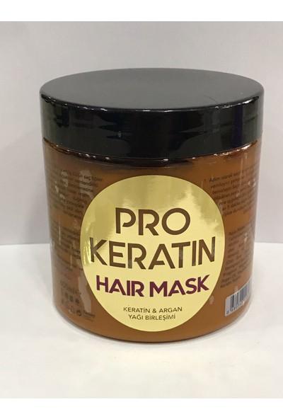 Redusa Pro Keratin Saç Maskesi ( Keratin & Argan Yağı Birleşimi) 600 ml