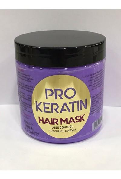 Redusa Pro Keratin Saç Maskesi 600ML (Dökülme Karşıtı )