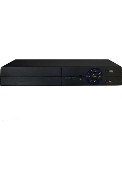 Avenir AV-TC04SM 4 Kanal 1080N 1 X6TB HDD Hibrit Dvr Kayıt Cihazı
