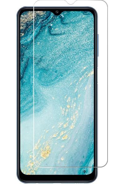 Case 4U Samsung Galaxy M12 Nano Micro Temperli Ekran Koruyucu Şeffaf