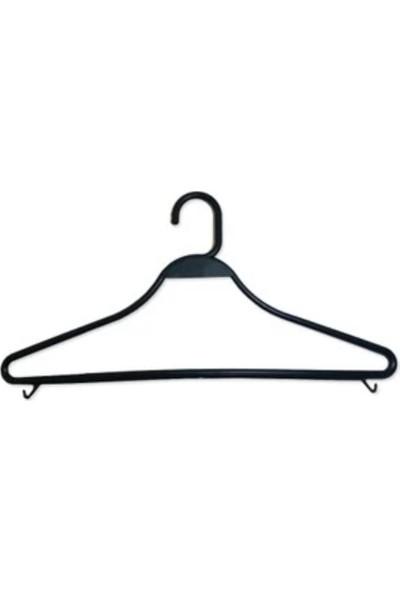 Semsa Plastik Elbise Askısı 6 Adet