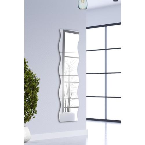 Lyn Home & Decor 4 Parça Dalgalı Ayna