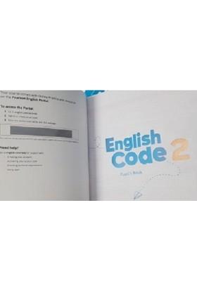 Pearson Education Yayıncılık English Code 2 Pupil's Book With Online Practice + Workbook - Jeanne Perrett