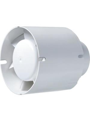 Blauberg Tubo 100 Havalandırma Fanı 137 M³/h Güç (W) 16 Devir 2300 Baca Boru Banyo Wc Fanı Agmair Agm Havalandırma