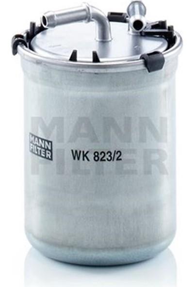 Mann Yakıt Filtresi Cordoba-Ibıza Iv-V 02-09 Polo 05 -Fabıa 05-08 -Roomster 1.4tdı-1.6tdı-1.9tdı Mann WK823.2