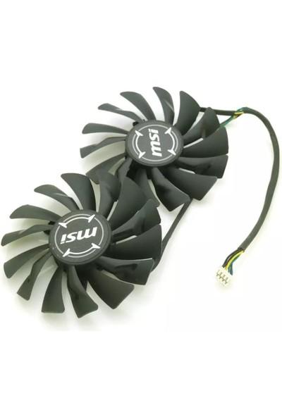 Everflow Msı Rx 470/570/580/570 85MM Fan