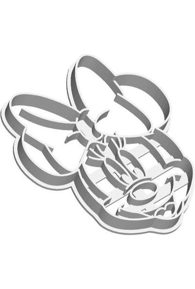 NBK Disney Minnie Mouse Kurabiye Kalıbı
