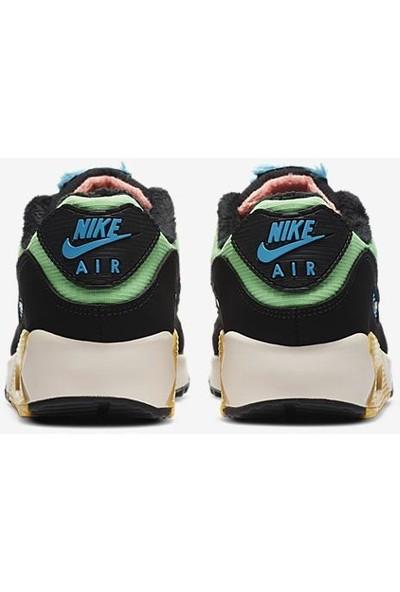 Nike Air Max 90 Atomic Pink Solar Flare Premium Spor Ayakkabı CT1891-600