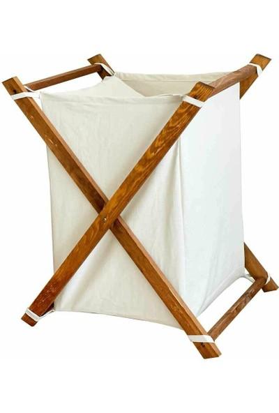 Weblonya Katlanır Kirli Çamaşır Sepeti 100 Litre