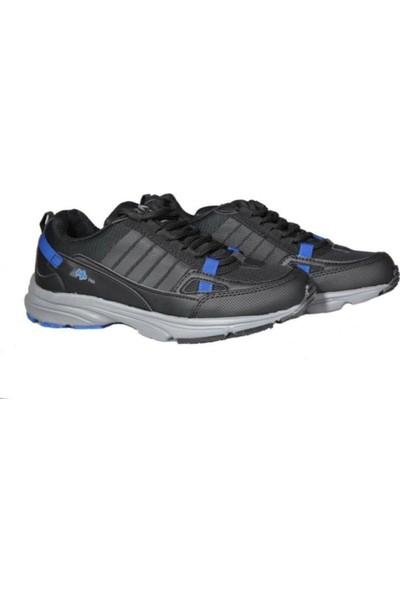 M.P. M.p 211-1016 Siyah-Mavi New Series Erkek Koşu Ayakkabısı