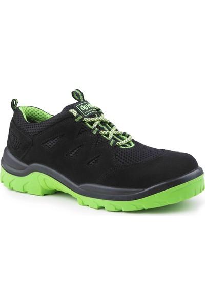 Hds Flx Trigon S1 Ayakkabı Bağcıklı Yeşil