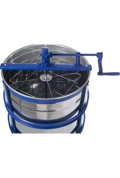 Başoğlu 4'lü Bal Süzme Makinesi - Temiz Iş