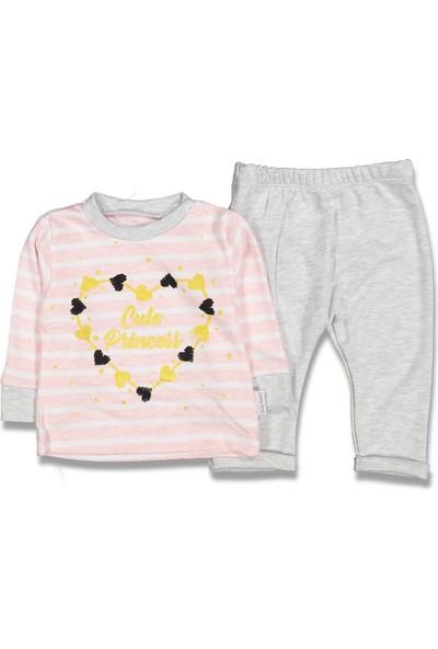 Baby Banny Kalpli 2 Parça Kız Bebek Takım 97788