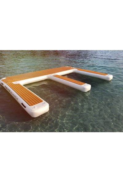 Haute Boards Yüzen Platform 4 x 3 - Jet Ski Dock