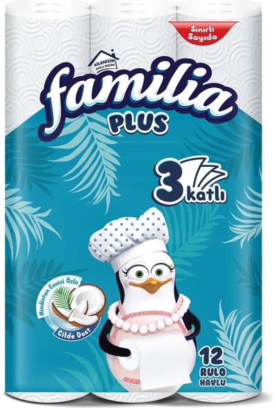 Familia Plus Coconut Özlü Havlu 12
