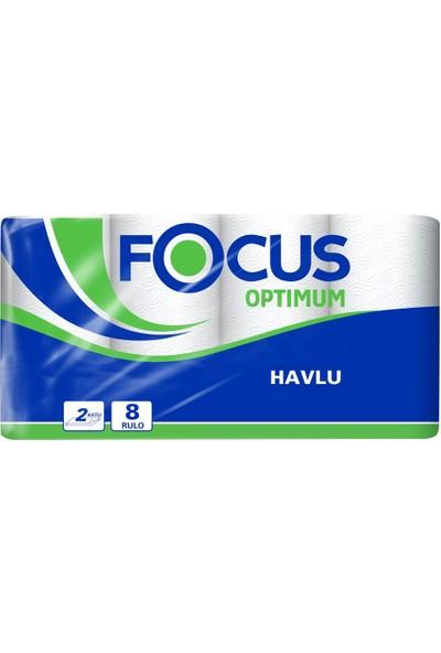 Focus Kağıt Havlu 8'li