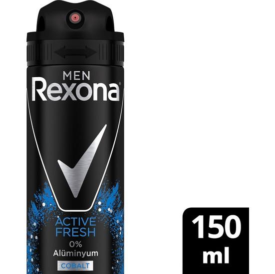 Rexona Cobalt Dry Erkek Sprey Deodorant 150 ml