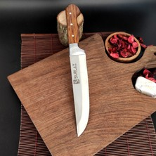 SürLaz Et Kesim Bıçağı 30 cm. Ahşap Sap