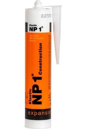 Np1 Polimer Mastik Silikon Krem 290 ml
