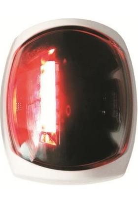 Easterner Seyir Feneri Iskele Siyah Gövde 12-24 V LED