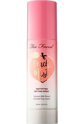 Too Faced Too Facedtoo Faced Peach Mist Setting Spray - Peaches & Cream Sabitleyici Sprey 120 ml