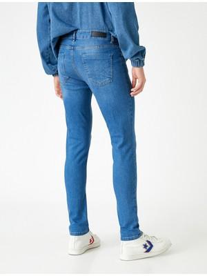 Koton Michael Skinny Fit Jean Pantolon