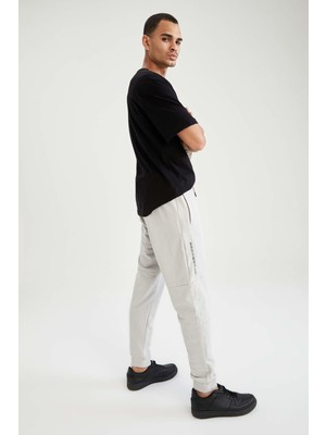 DeFacto Slim Fit Basic Pamuklu Jogger Eşofman Altı V2889AZ21AU