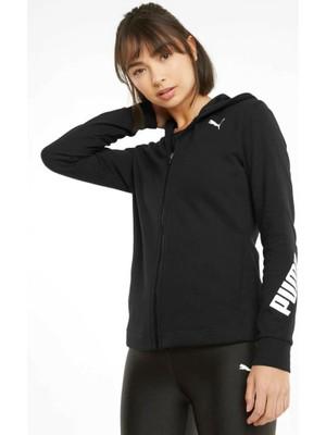 Puma 58948701 Modern Sports Full-Zıp Puma Black Kadın Sweatshirt