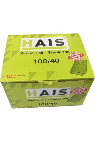 Hais 100/40 Sanayi Tipi Zımba Teli