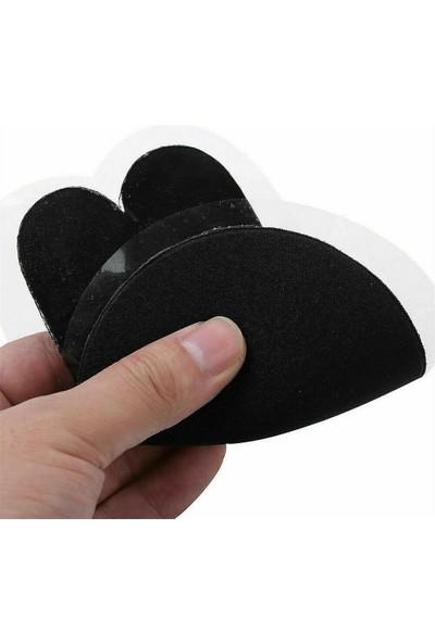 NRC Jel Askısız Silikon Stick On Push Up Self Yapıştırıcı Sütyen Siyah Yapıştırıcı Xl -L Siyah Xl-L