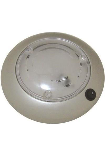 Easterner Tavan Lambası Beyaz 21 LED 12 V Üstten On/off