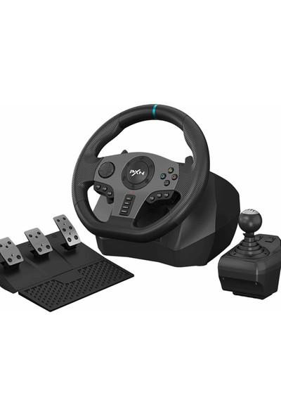 Pxn V9 Gaming Racing Wheel Siyah