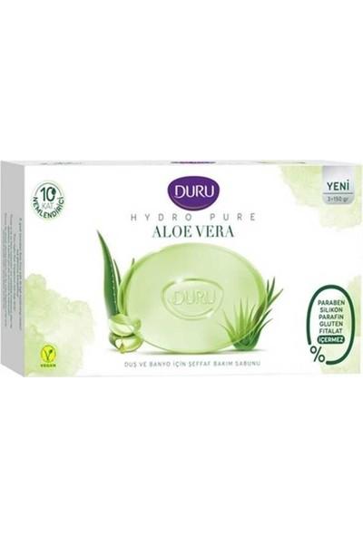 Duru Hydro Pure Aloe Vera 3X150GR