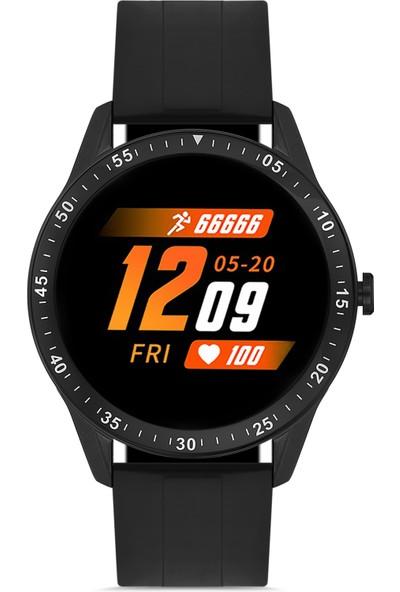 Touche Watch Watch 7 Apple Android Huawei Uyumlu Akıllı Saat Arama Yapma Özellikli Nabız Ölçer +Yedek Kordon