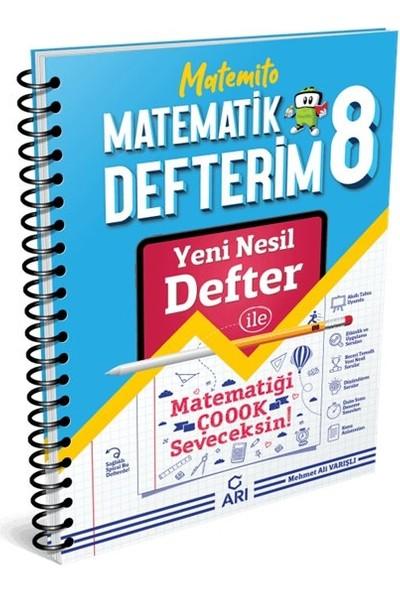 Arı Yayıncılık Arı Yayınları 8. Sınıf Matematik Matemito Defter