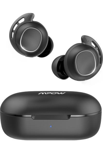 Mpow M30 IPX7 Tek/Çift Kullanım Bluetooth Kulaklık 25 Saat Müzik