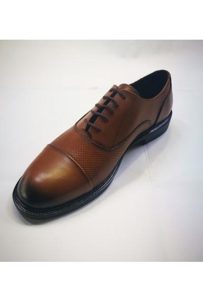 M.karaca Deri Bağcıklı Klasik Erkek Ayakkabı