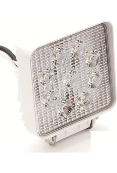 Easterner Kare Güverte Lambası 16 LED