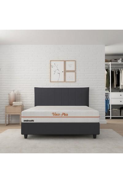 Indivani Visco Plus Fermuarlı Yıkanabilir Kılıflı Yatak