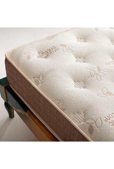 Maxi-Cosi Gloria 90X200 cm Organic Cotton Lüx Orta Sert Tek Kişilik Yaylı Yatak